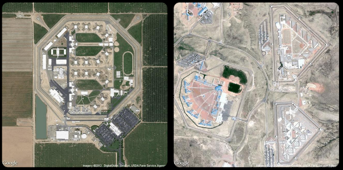Prison Map About